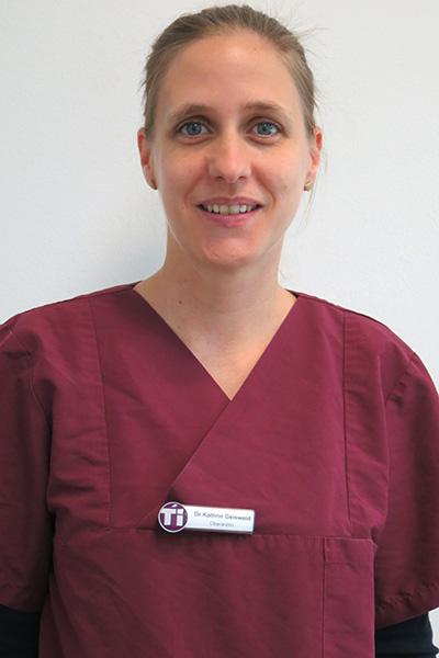 Dr. Kathrin Geisweid