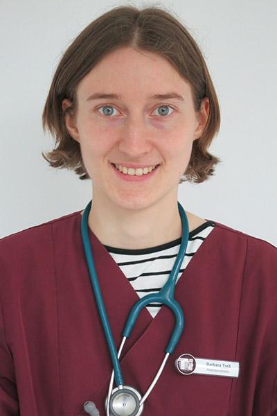 Neue Ärztin An Bord