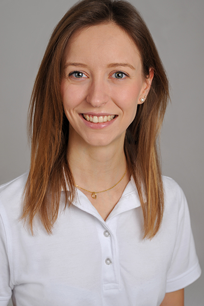Johanna Helmke Neu Im Ärzteteam